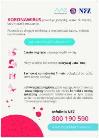 Sezon grypowy i inne zagrożenia ‒ zadbaj o profilaktykę