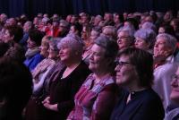 Kabaret Moherowe Berety rozbawił tomaszowską publiczność